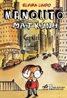 Manolito mắt kính