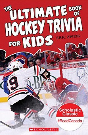 The Ultimate Book of Hockey Trivia for Kidsl