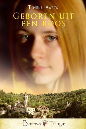 Geboren Uit Een Roos Boek omslag