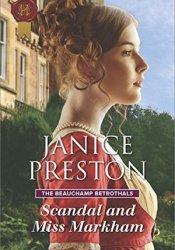 Scandal and Miss Markham Pdf Book