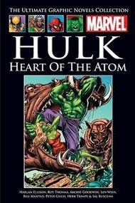 Hulk: Heart of the Atom (Marvel Ultimate Graphic Novels Collection)