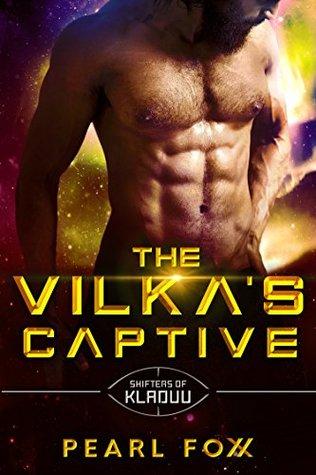 The Vilka's Captive (Shifters of Kladuu, #3)