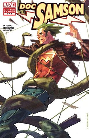Doc Samson (2006) #2 (of 5)