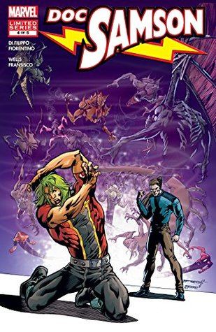 Doc Samson (2006) #4 (of 5)