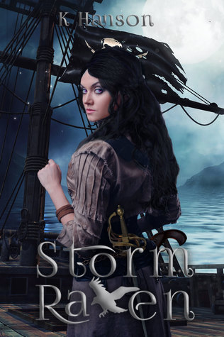 Storm Raven Book Cover