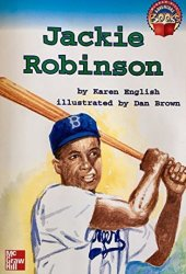 Jackie Robinson (McGraw-Hill adventure books)