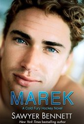 Marek (Cold Fury Hockey, #11) Book
