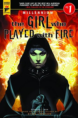 The Girl Who Played With Fire: Part 1 of 2
