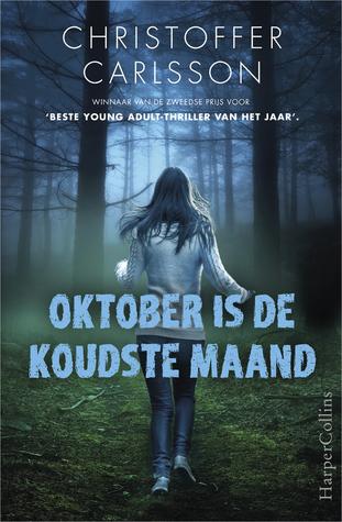 Oktober Is De Koudste Maand Boek omslag