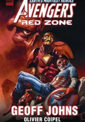 Avengers: Red Zone Pdf Book