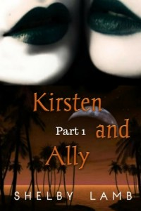 Kirsten and Ally #1 Book Cover