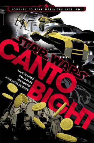 Star Wars: Canto Bight Book Cover