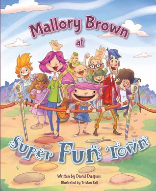 Mallory Brown at Super Fun Town