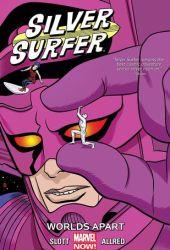 Silver Surfer, Vol. 2: Worlds Apart Pdf Book