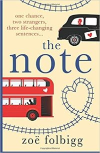 The note changed everything... One very ordinary day, Maya Flowers sees a new commuter board her train to London, and suddenly the day isn't ordinary at all. Maya knows immediately and irrevocably, that he is The One. But the beautiful man on the train always has his head in a book and never seems to notice Maya sitting just down the carriage from him every day. Eventually, though, inspired by a very wise friend, Maya plucks up the courage to give the stranger a note asking him out for a drink. Afterall, what's the worst that can happen? And so begins a story of sliding doors, missed opportunities and finding happiness where you least expect it. Based on the author's true story, The Note is an uplifting, life-affirming reminder that taking a chance can change everything...