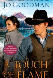 A Touch of Flame (The Cowboys of Colorado, #2) Book