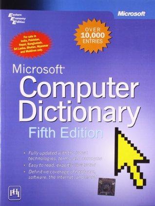 Microsoft Computer Dictionary