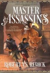 Master Assassins (The Fire Sacraments, #1)