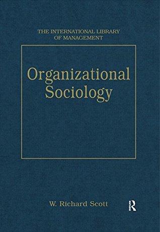 Organizational Sociology