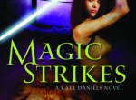 Review: Magic Strikes (Kate Daniels #3) by Ilona Andrews