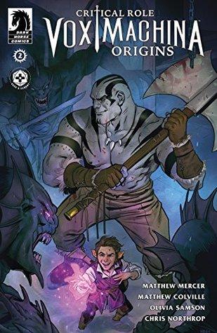 Critical Role: Vox Machina Origins #2