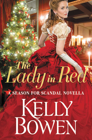 Author Spotlight & Giveaway: The Lady in Red by Kelly Bowen
