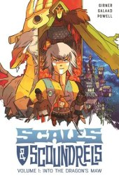 Scales & Scoundrels, Vol. 1: Into The Dragon's Maw Pdf Book