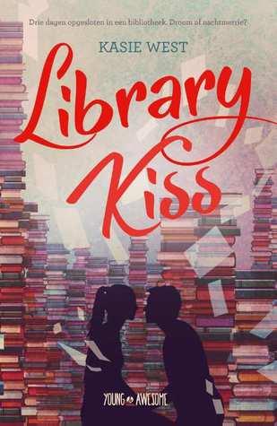 Library Kiss (Engelse versie: By Your Side) Boek omslag