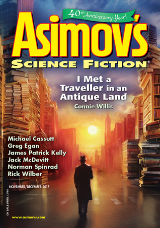 Asimov's Science Fiction, November/December 2017