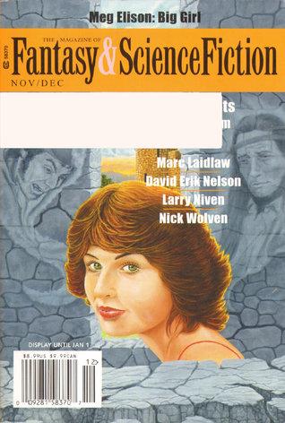 The Magazine of Fantasy & Science Fiction, November/December 2017 (The Magazine of Fantasy & Science Fiction, #734)