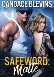 Safeword Matte (Safeword, #2) Pdf Book