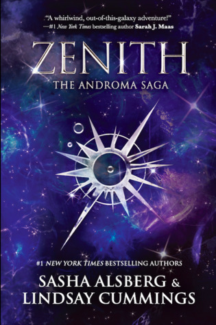 5 Reasons Why I Love Sci-Fi – Zenith Blog Tour & Giveaway