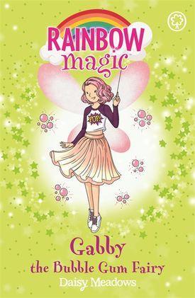 Gabby the Bubble Gum Fairy (Rainbow Magic, #173)