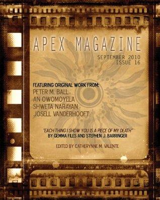 Apex Magazine, September 2010 (Issue 16)