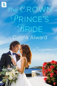 Author Spotlight: The Crown Prince's Bride by Donna Alward