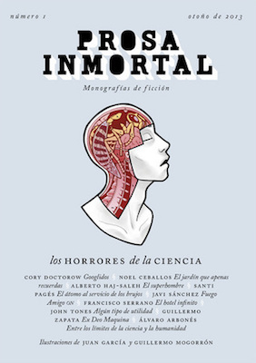 Prosa inmortal: Los horrores de la ciencia