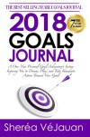 2018 Goals Journal by Sherea Vejauan