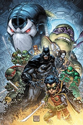 Batman/Teenage Mutant Ninja Turtles II #1