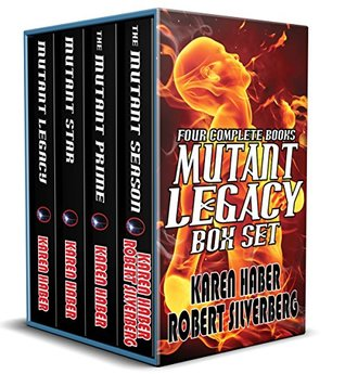 The Mutant Legacy Box Set