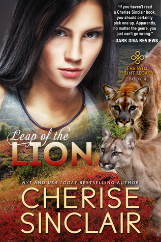 Leap of the Lion (The Wild Hunt Legacy, #4)