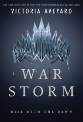 War Storm (Red Queen, #4)
