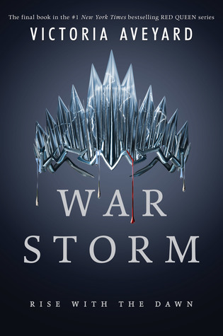 War Storm (Red Queen, #4) Book Pdf ePub