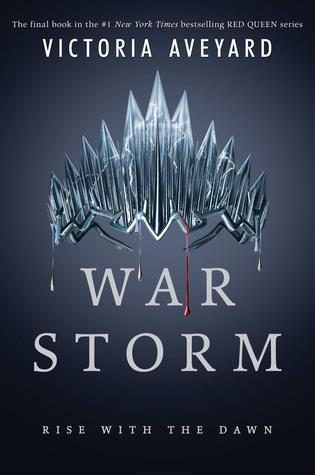 War Storm (Red Queen, #4)
