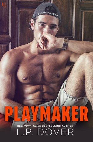 Review: Playmaker by L. P. Dover