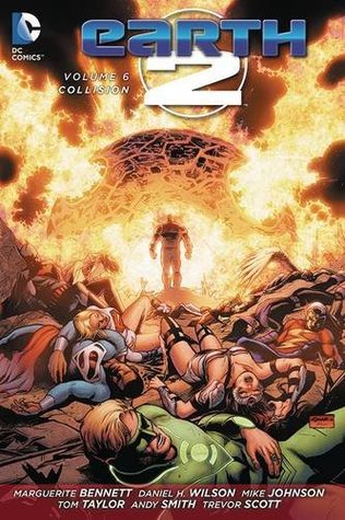 Earth 2, Vol. 6: Collision