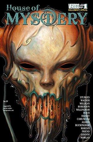House of Mystery (2008-2011): Halloween Annual #1
