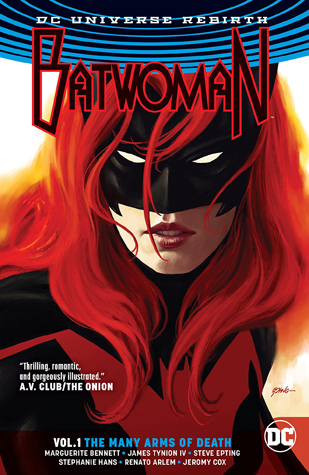 Batwoman, Vol. 1: The Many Arms of Death