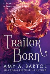 Traitor Born (Secondborn, #2) Book