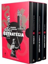 Grandes Clássicos da Estratégia (Box 3 Volumes)