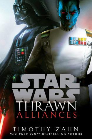Thrawn: Alliances Book Cover